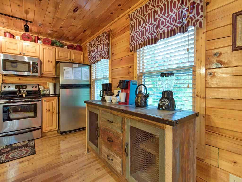 Photo of a Sevierville Cabin named Makin Memories - This is the eighth photo in the set.