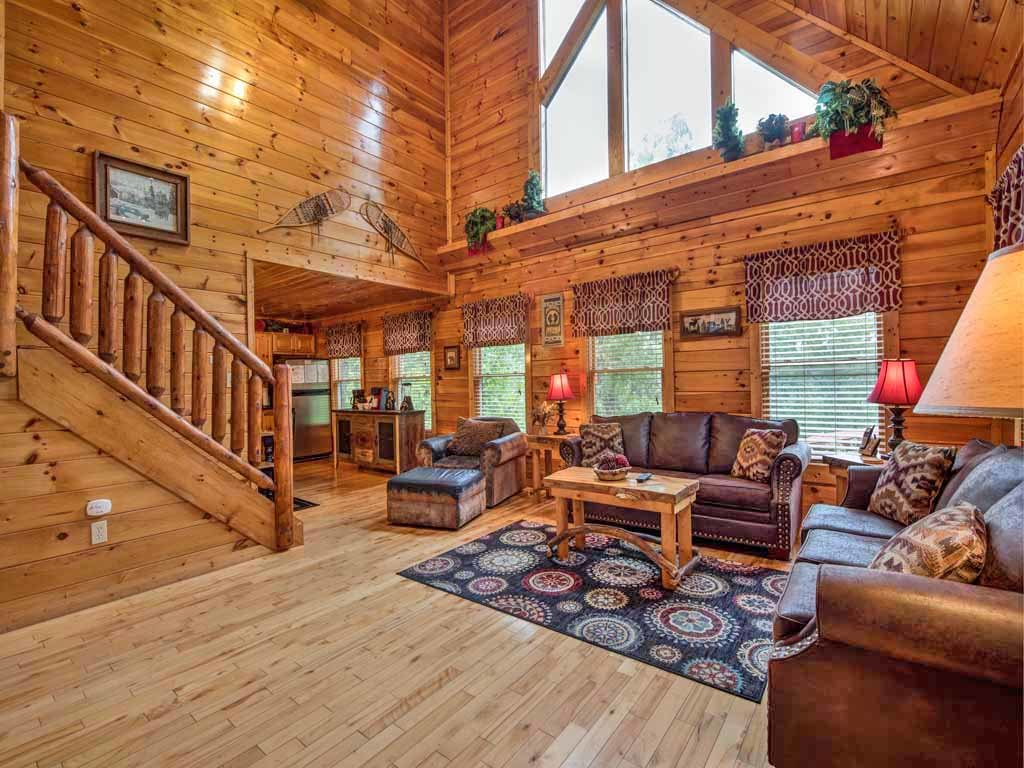 Photo of a Sevierville Cabin named Makin Memories - This is the fourth photo in the set.