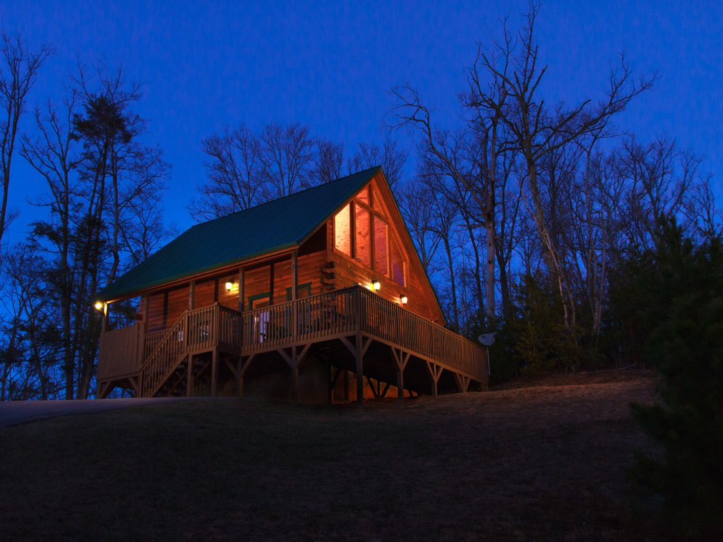 Photo of a Gatlinburg Cabin named Gatlinburg Summit Views - This is the twenty-seventh photo in the set.