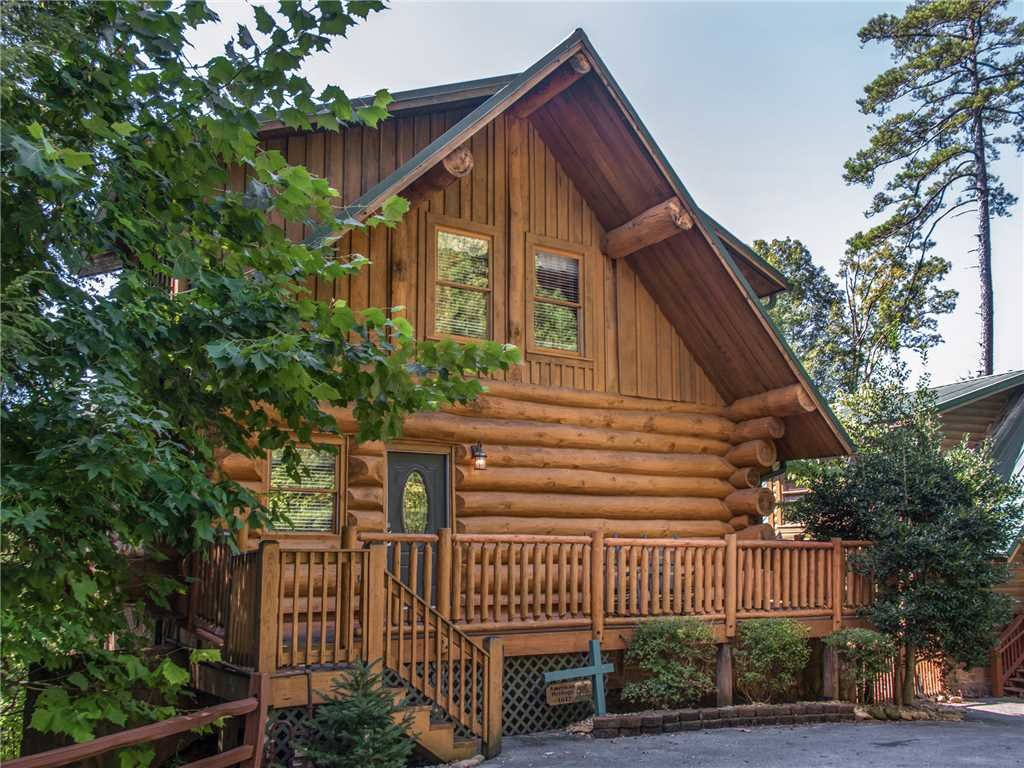 Photo of a Gatlinburg Cabin named American Heritage - This is the thirtieth photo in the set.