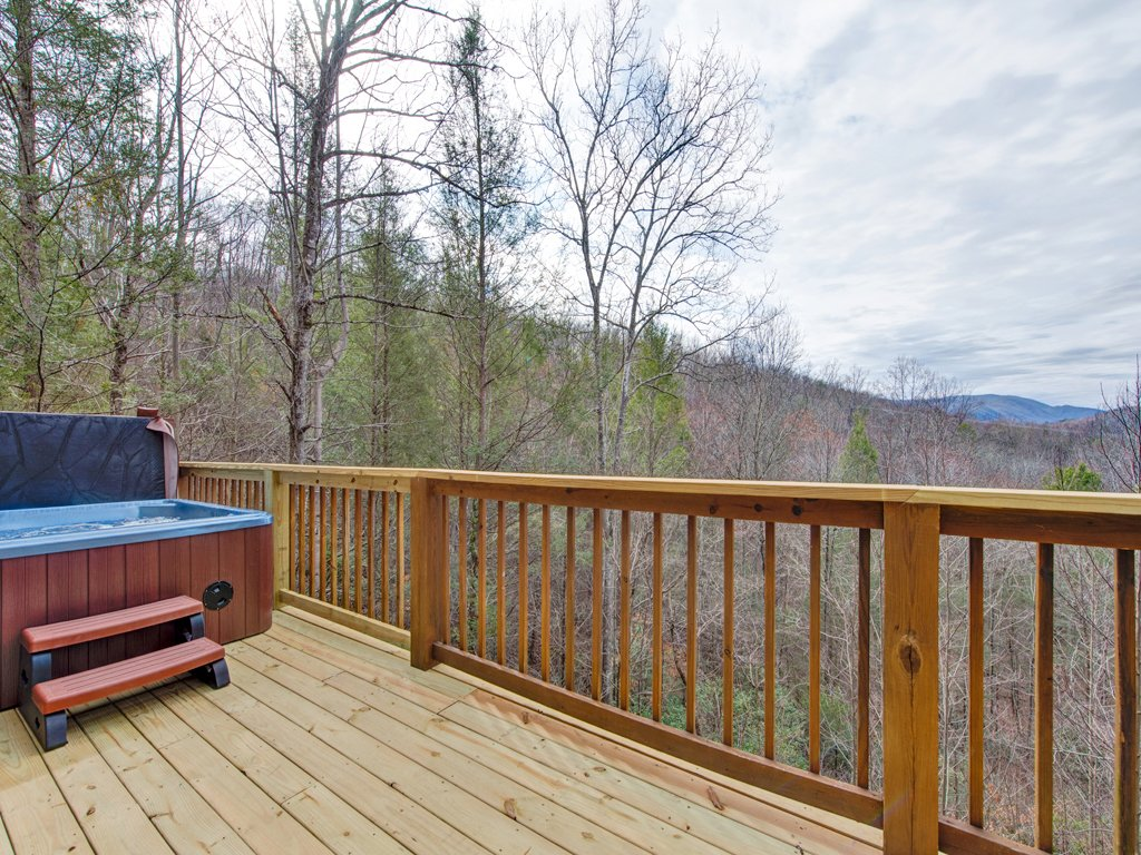 Photo of a Sevierville Cabin named Robin's View - This is the seventeenth photo in the set.