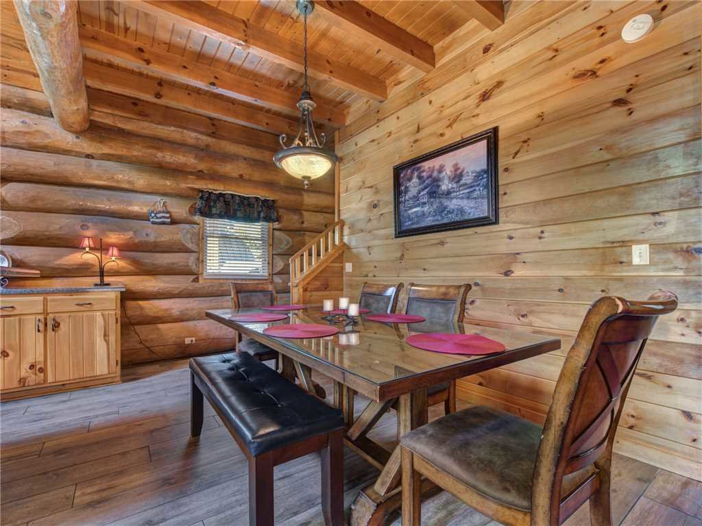 Photo of a Gatlinburg Cabin named American Heritage - This is the fifth photo in the set.