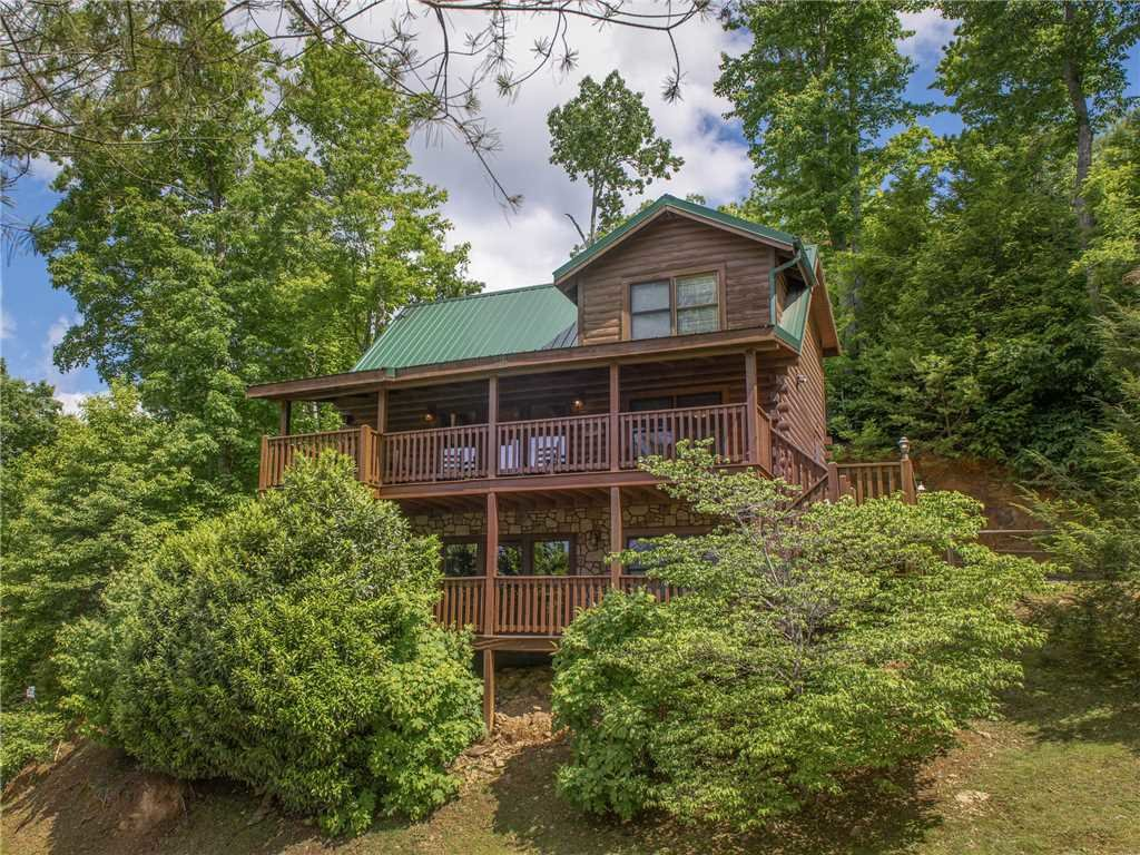 Photo of a Gatlinburg Cabin named Peace 'n Quiet - This is the thirty-fifth photo in the set.