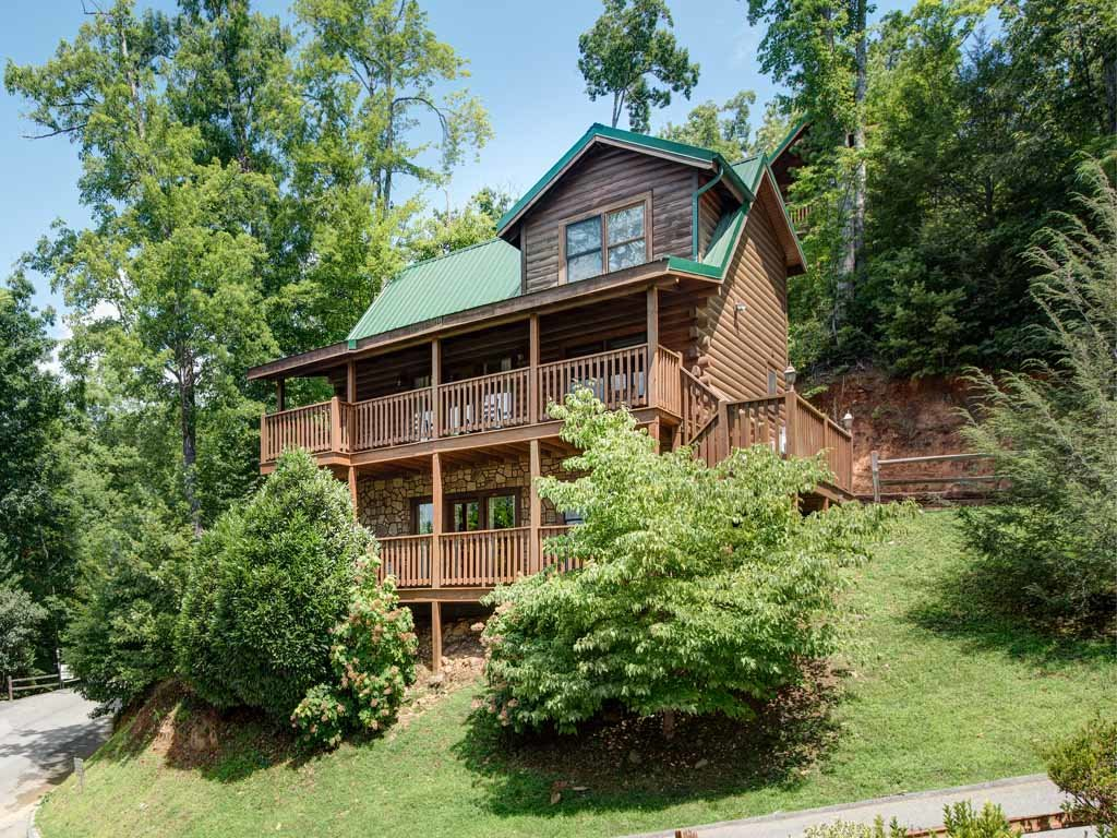Photo of a Gatlinburg Cabin named Peace 'n Quiet - This is the thirty-fourth photo in the set.