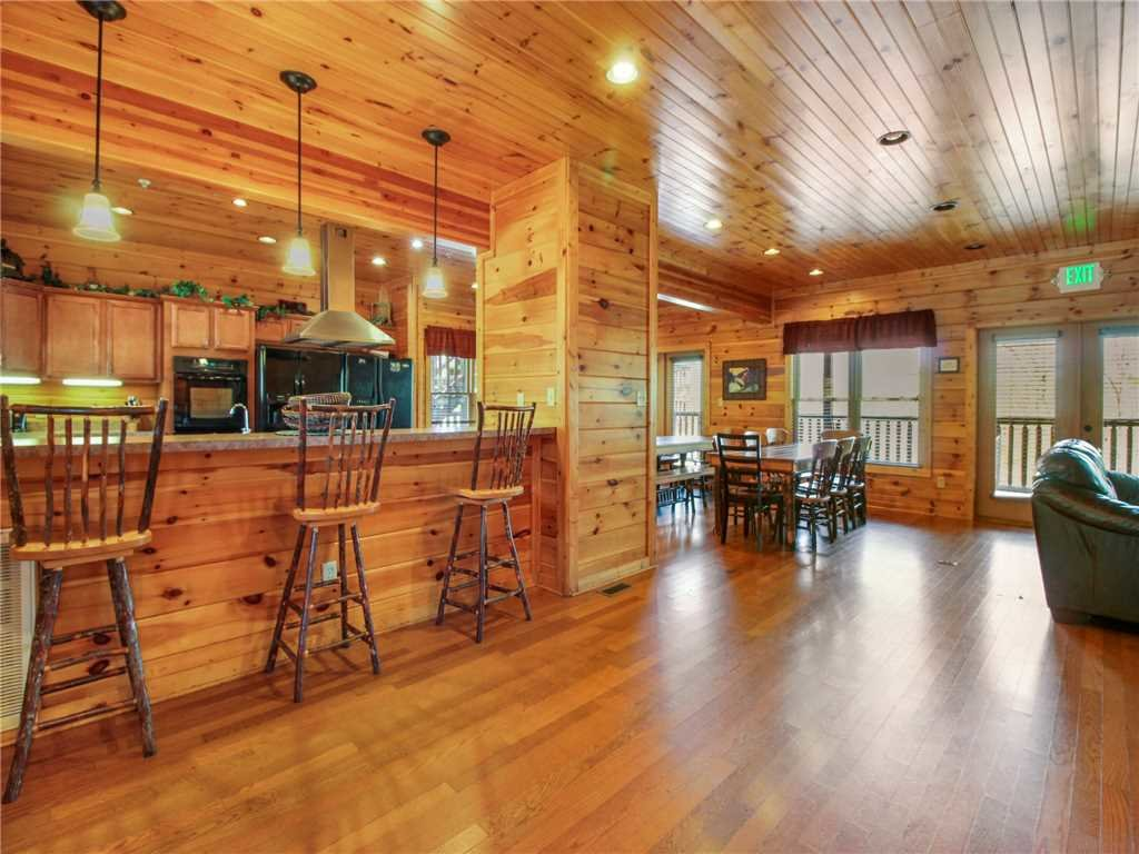 Photo of a Gatlinburg Cabin named Big Sky Lodge Ii - This is the eighth photo in the set.
