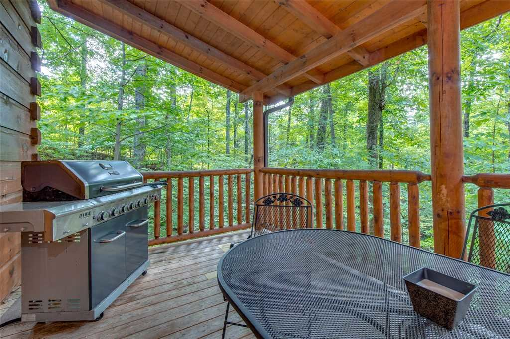 Photo of a Gatlinburg Cabin named Unbridled Spirit - This is the forty-first photo in the set.