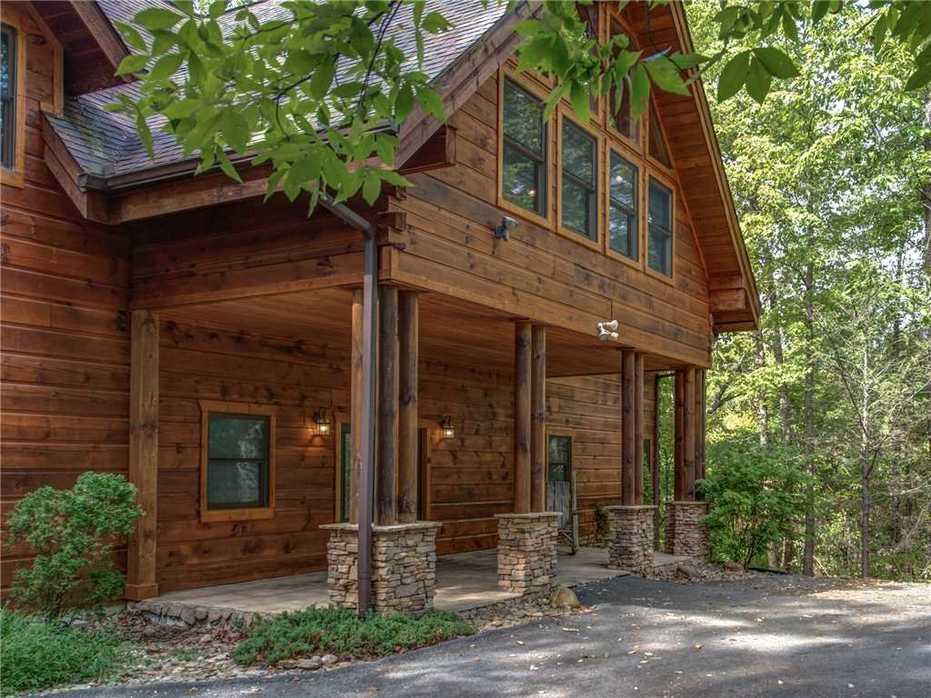 Photo of a Gatlinburg Cabin named Unbridled Spirit - This is the forty-fifth photo in the set.