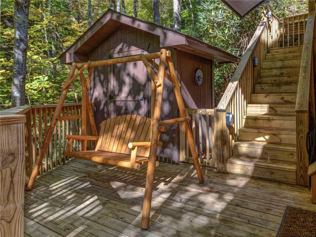 Photo of a Gatlinburg Cabin named Rustic Charm - This is the twenty-eighth photo in the set.