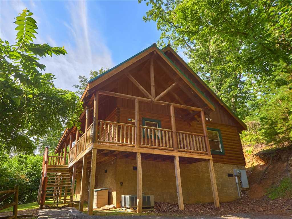 Photo of a Sevierville Cabin named Close To Heaven - This is the seventeenth photo in the set.