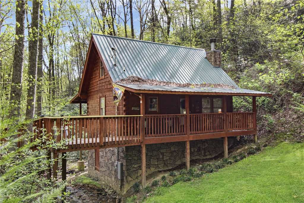 Photo of a Sevierville Cabin named Wild At Heart - This is the twenty-first photo in the set.