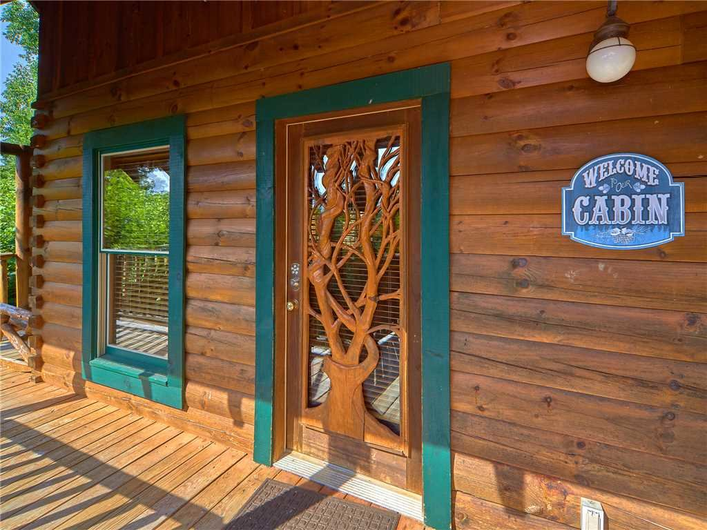 Photo of a Sevierville Cabin named Close To Heaven - This is the twentieth photo in the set.