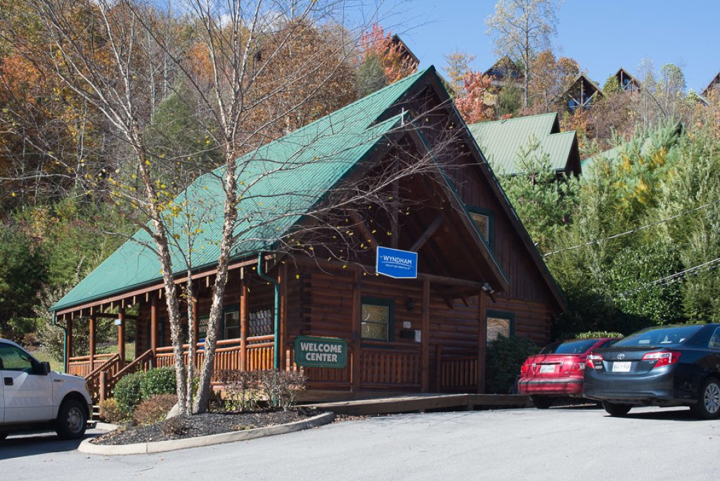 Photo of a Pigeon Forge Cabin named Cloud Nine At Sherwood Forest - This is the twenty-fifth photo in the set.