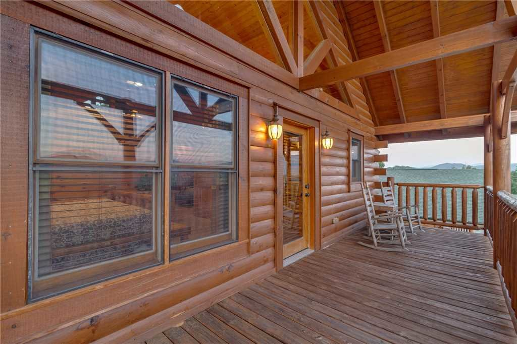 Photo of a Sevierville Cabin named Rustic Retreat - This is the thirtieth photo in the set.
