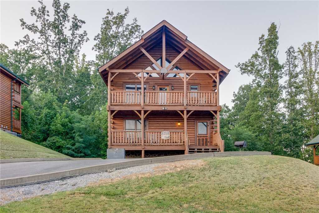 Photo of a Sevierville Cabin named Rustic Retreat - This is the fortieth photo in the set.