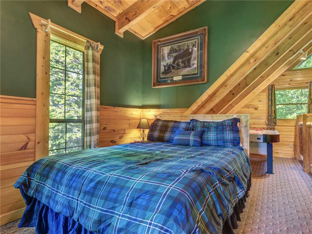 Photo of a Sevierville Cabin named Peaceful Mountain Gem - This is the nineteenth photo in the set.