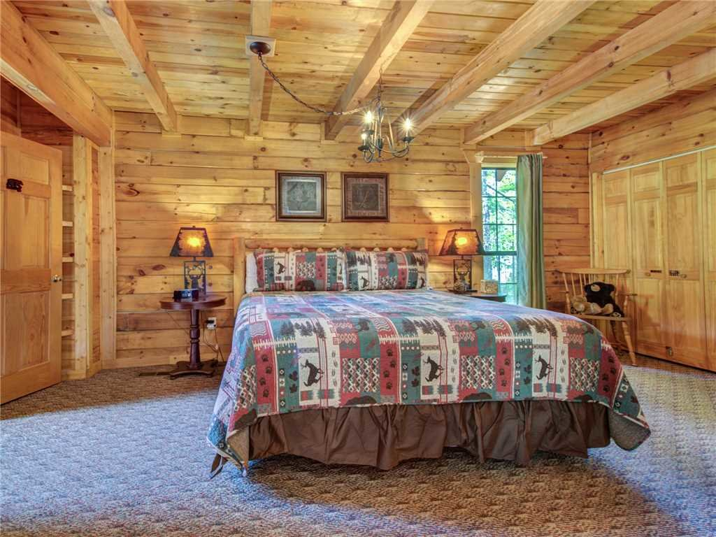 Photo of a Sevierville Cabin named Peaceful Mountain Gem - This is the thirteenth photo in the set.