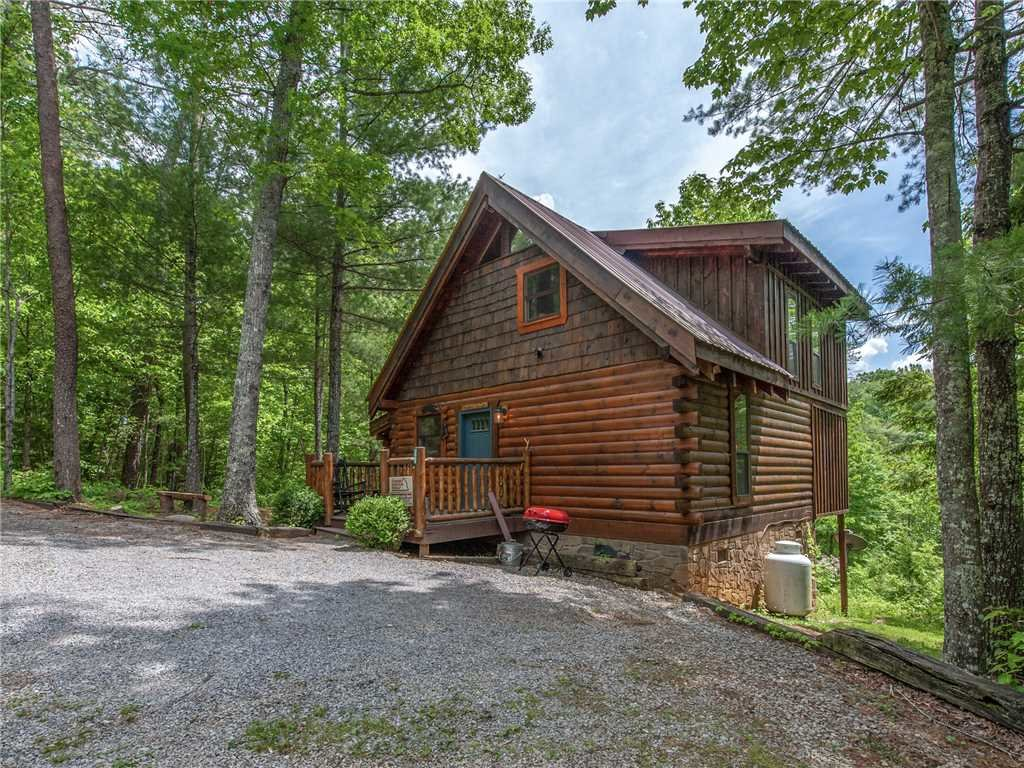 Photo of a Sevierville Cabin named Peaceful Mountain Gem - This is the twenty-eighth photo in the set.