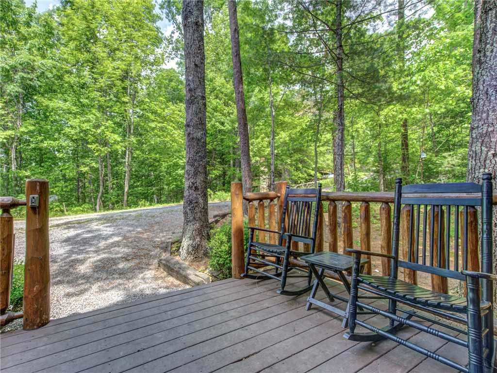 Photo of a Sevierville Cabin named Peaceful Mountain Gem - This is the thirty-first photo in the set.