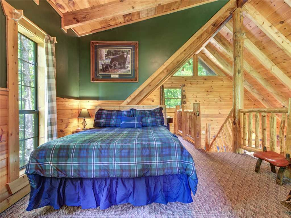 Photo of a Sevierville Cabin named Peaceful Mountain Gem - This is the twenty-first photo in the set.