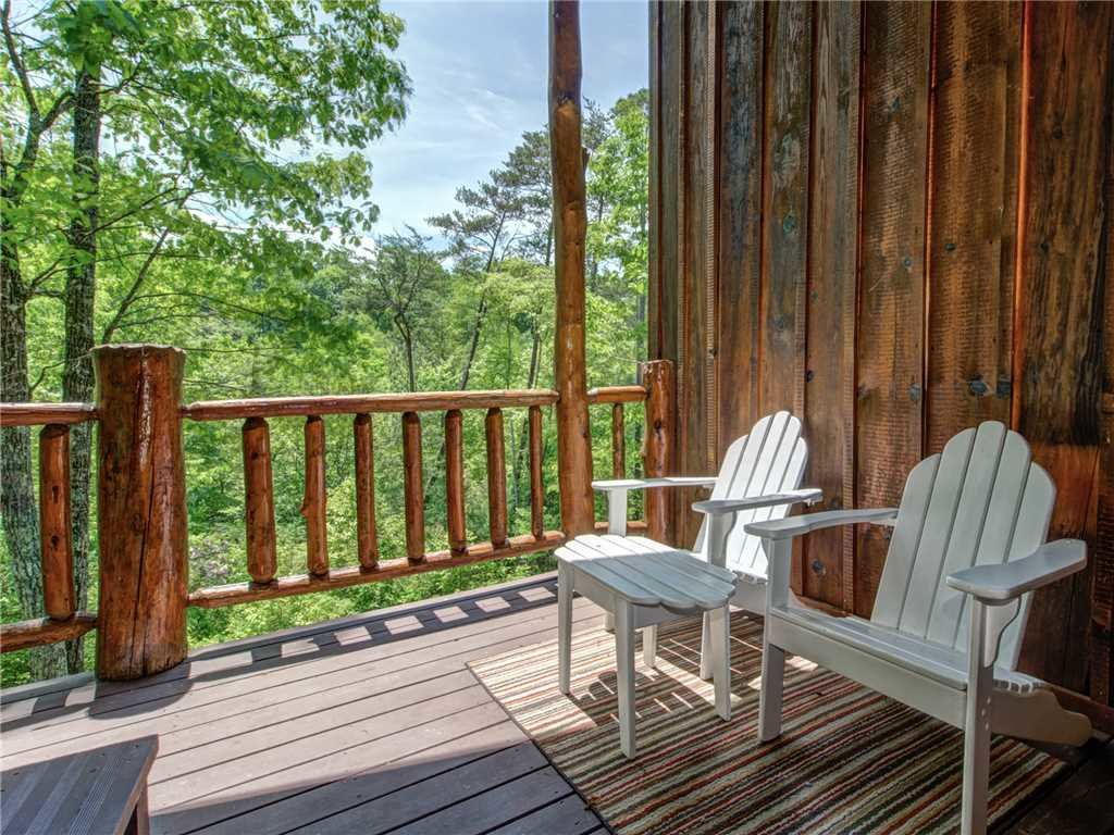 Photo of a Sevierville Cabin named Peaceful Mountain Gem - This is the twenty-sixth photo in the set.