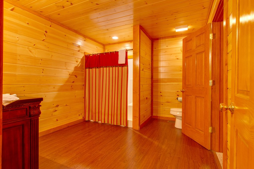 Photo of a Sevierville Cabin named Mountain Cinema Lodge - This is the forty-seventh photo in the set.