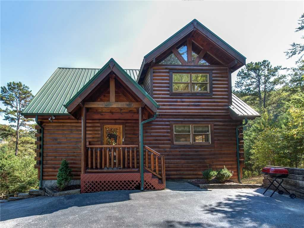 Photo of a Sevierville Cabin named Wilderness Lodge - This is the twenty-seventh photo in the set.
