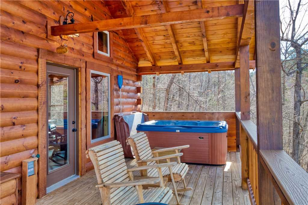 Photo of a Gatlinburg Cabin named Ever After 2 - This is the fifteenth photo in the set.