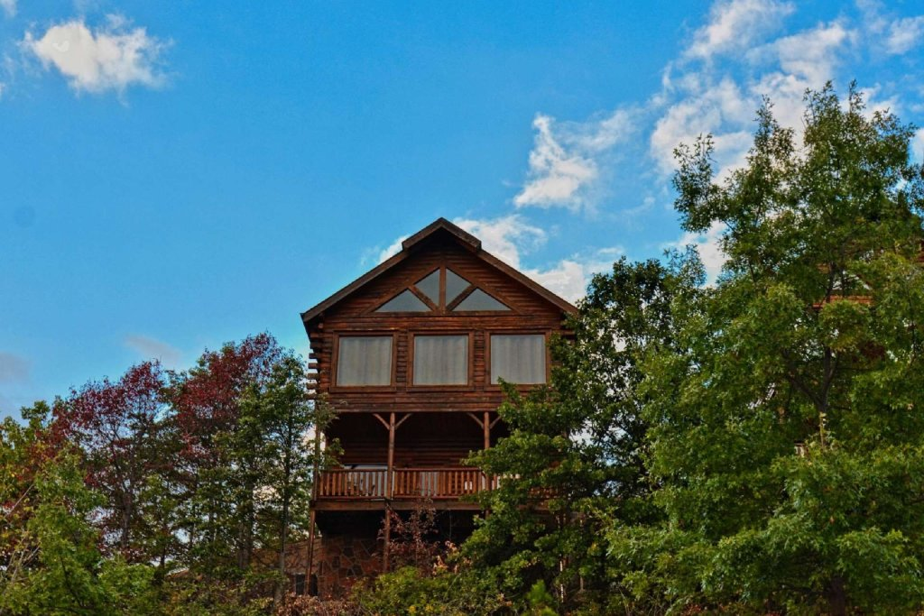 Photo of a Pigeon Forge Cabin named Star Struck - This is the fourteenth photo in the set.