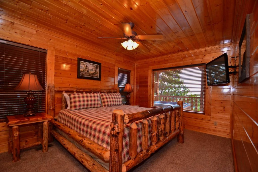 Photo of a Pigeon Forge Cabin named Star Struck - This is the nineteenth photo in the set.