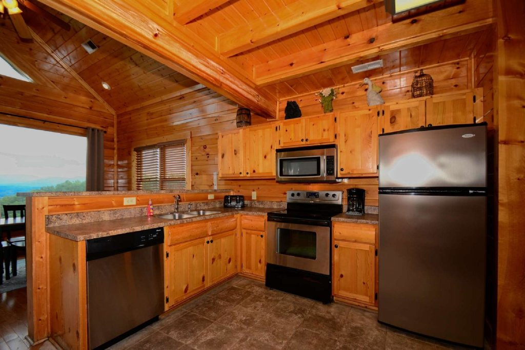 Photo of a Pigeon Forge Cabin named Star Struck - This is the eighteenth photo in the set.