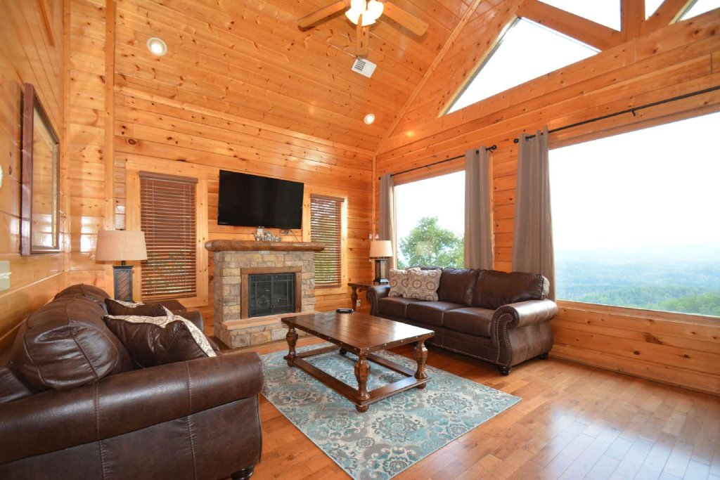 Photo of a Pigeon Forge Cabin named Star Struck - This is the eighth photo in the set.