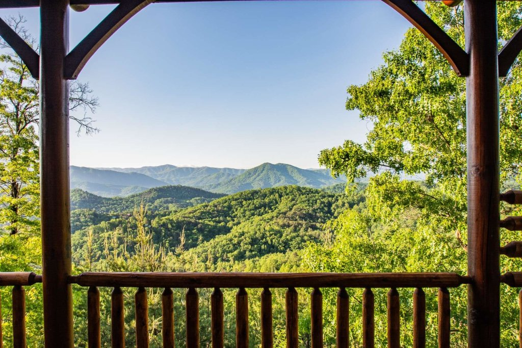 Photo of a Sevierville Cabin named Mountains Blessing - This is the thirtieth photo in the set.