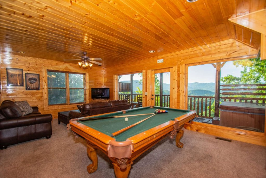 Photo of a Sevierville Cabin named Mountains Blessing - This is the thirteenth photo in the set.
