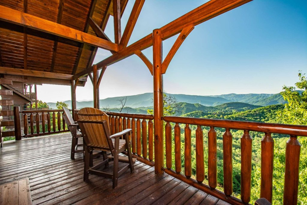 Photo of a Sevierville Cabin named Mountains Blessing - This is the twenty-second photo in the set.