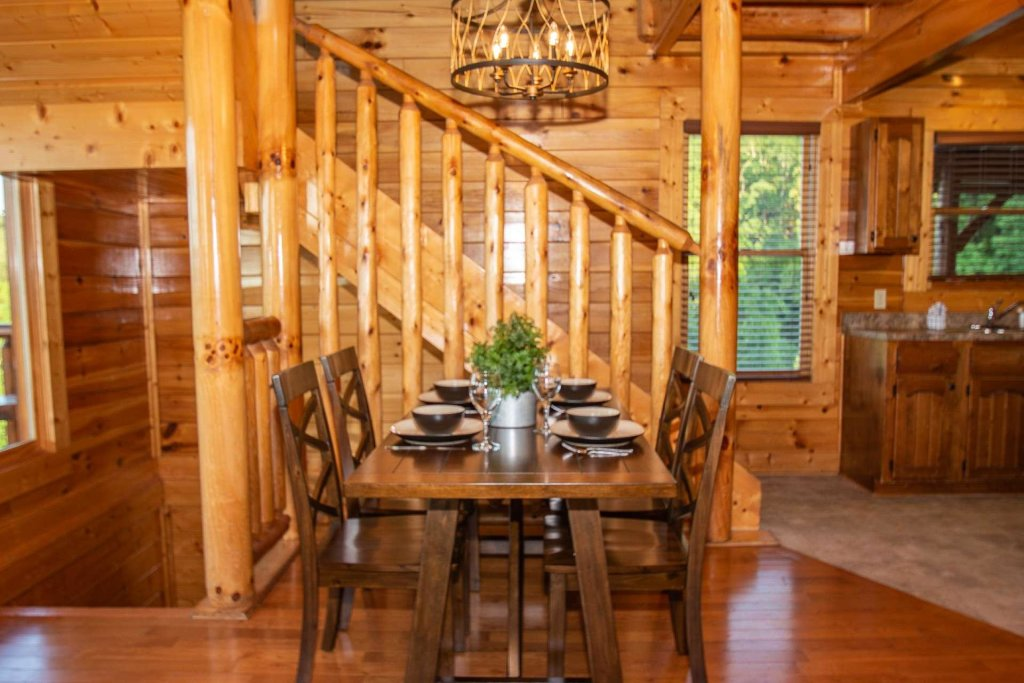 Photo of a Sevierville Cabin named Mountains Blessing - This is the sixth photo in the set.