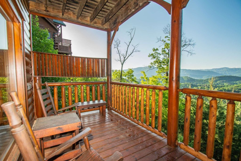 Photo of a Sevierville Cabin named Mountains Blessing - This is the twenty-ninth photo in the set.