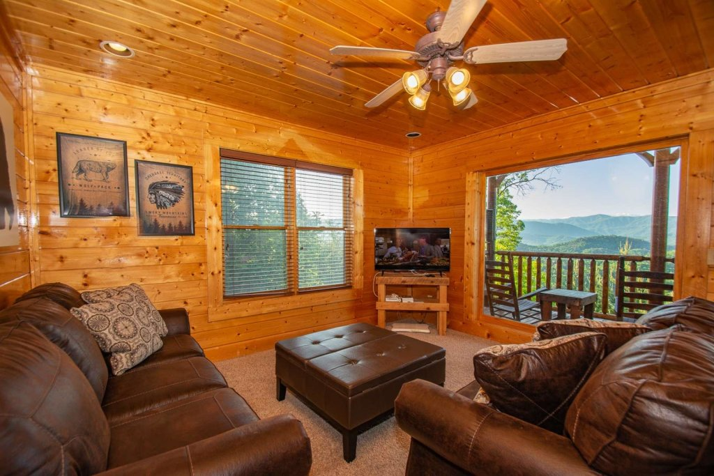 Photo of a Sevierville Cabin named Mountains Blessing - This is the thirty-first photo in the set.