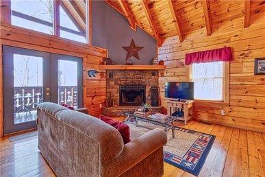 Mountain Glory 2, 1 Bedroom, Hot Tub, Wifi, Pool Table, Pets, Sleeps 2