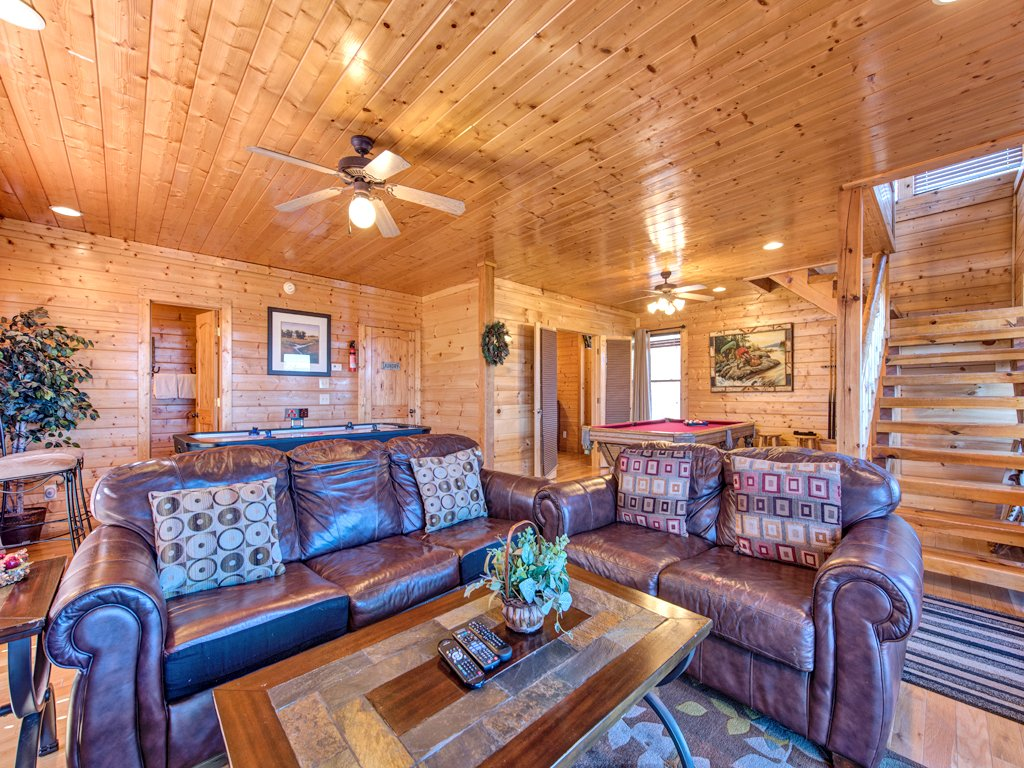 Photo of a Sevierville Cabin named Bella Yani - This is the tenth photo in the set.