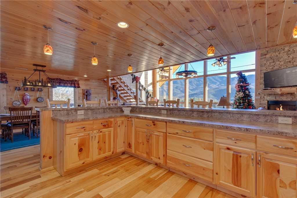 Photo of a Gatlinburg Cabin named Cloud Dancer Ii - This is the tenth photo in the set.