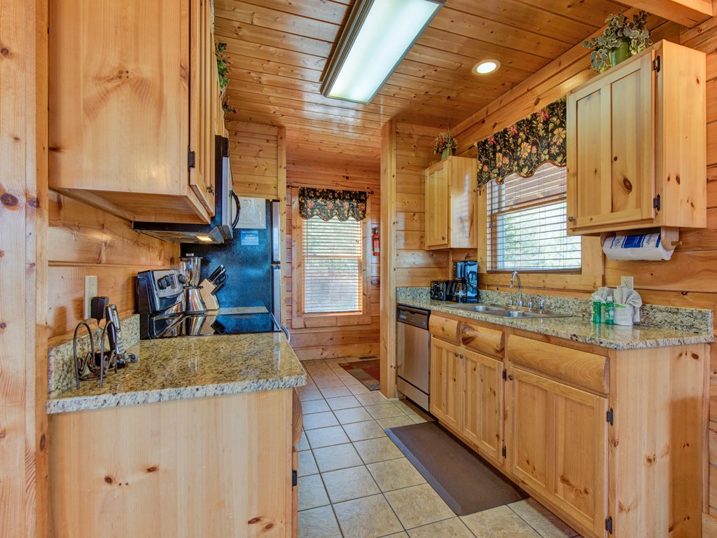 Photo of a Sevierville Cabin named Bella Yani - This is the eighth photo in the set.