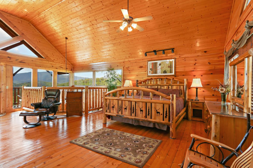 Photo of a Sevierville Cabin named Bella Yani - This is the fifteenth photo in the set.