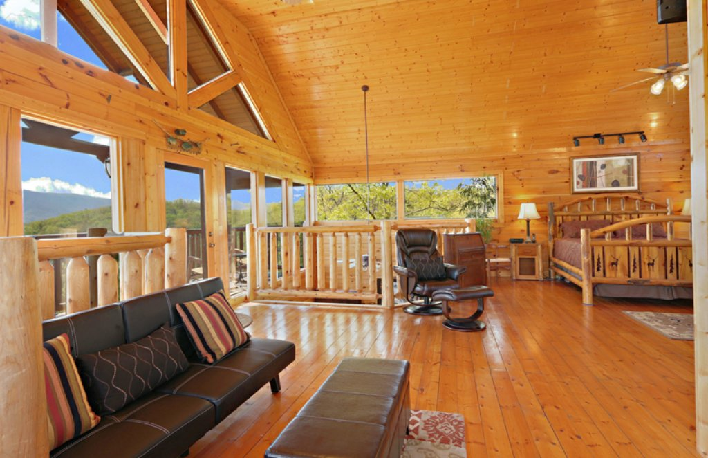 Photo of a Sevierville Cabin named Bella Yani - This is the seventeenth photo in the set.