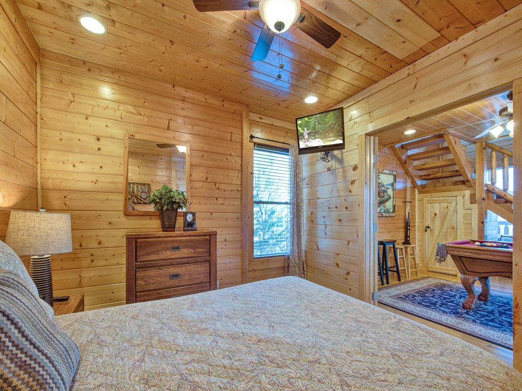 Photo of a Sevierville Cabin named Bella Yani - This is the twenty-sixth photo in the set.