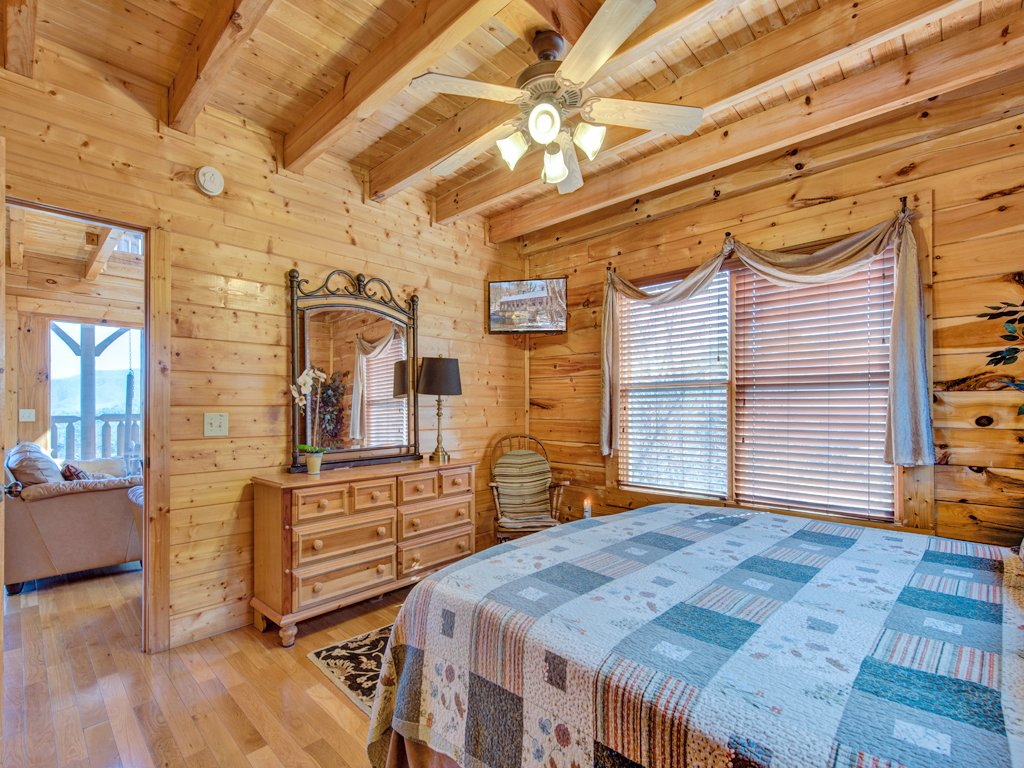 Photo of a Sevierville Cabin named Bella Yani - This is the twenty-second photo in the set.