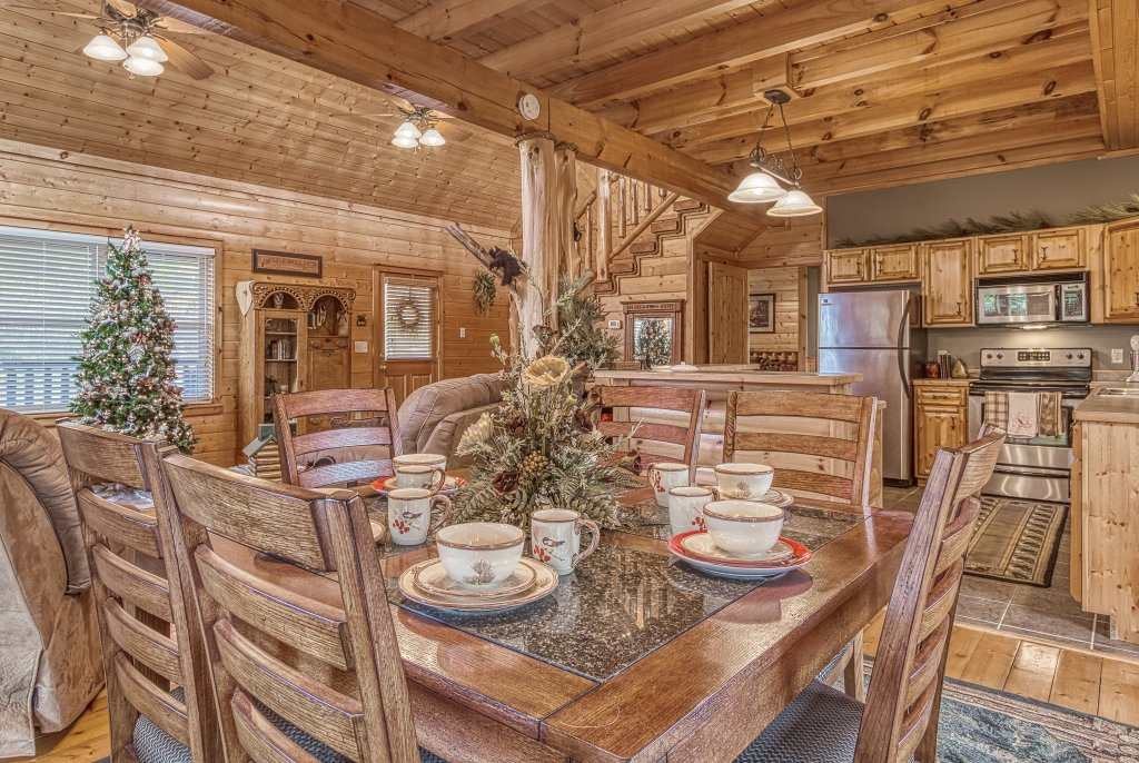 Photo of a Sevierville Cabin named Sugar Bear #268 - This is the fifteenth photo in the set.