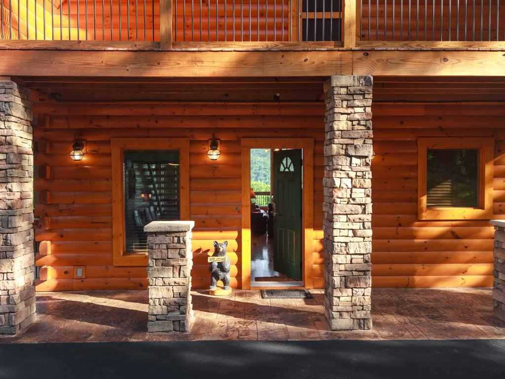 Photo of a Gatlinburg Cabin named Cloud Dancer Ii - This is the fortieth photo in the set.