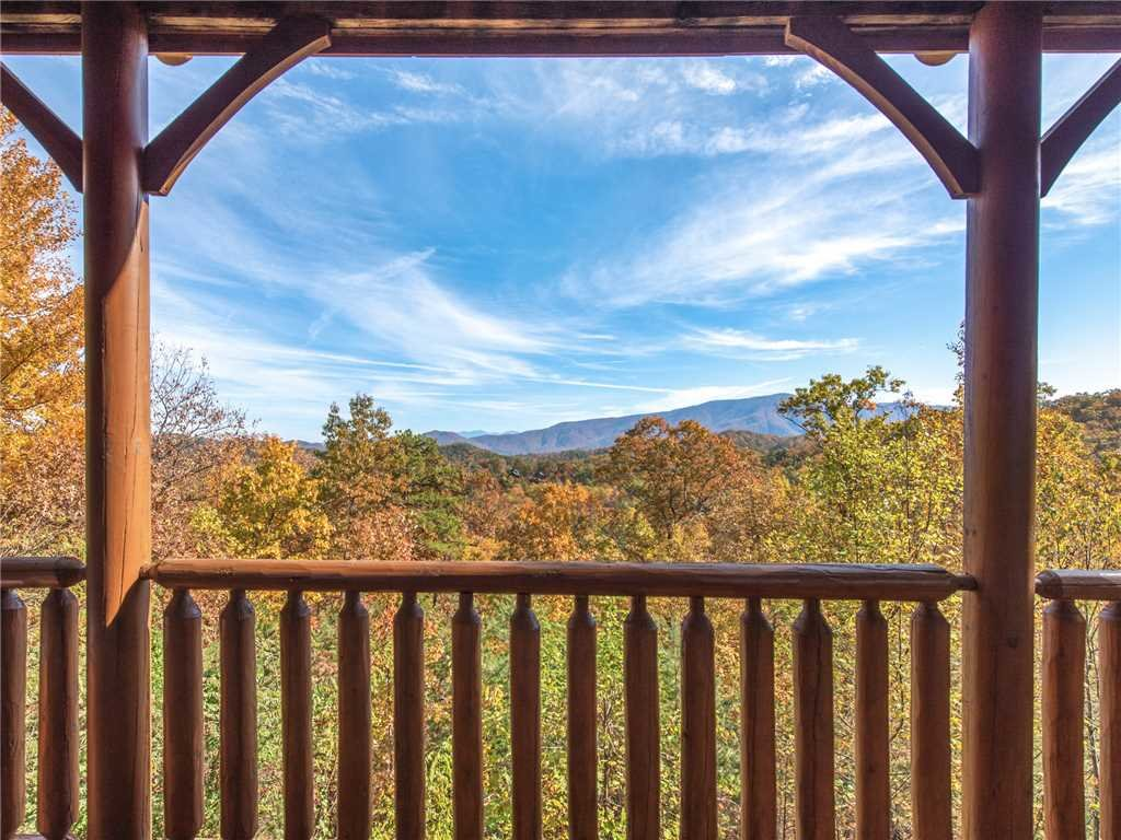 Photo of a Sevierville Cabin named Bella Yani - This is the thirty-second photo in the set.