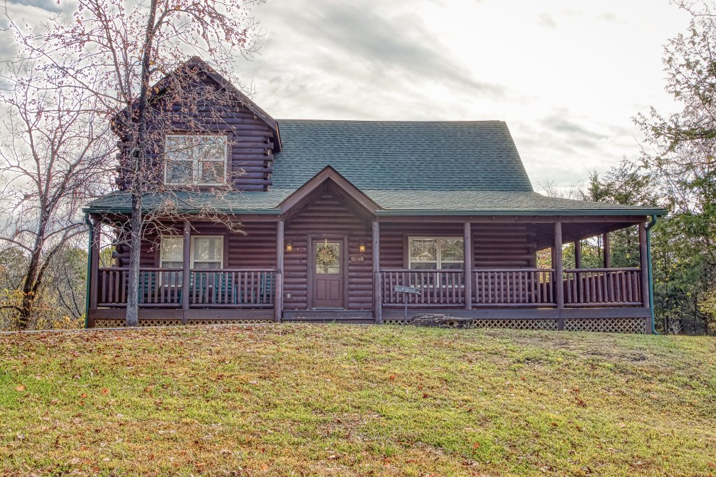Photo of a Sevierville Cabin named Sugar Bear #268 - This is the fifth photo in the set.