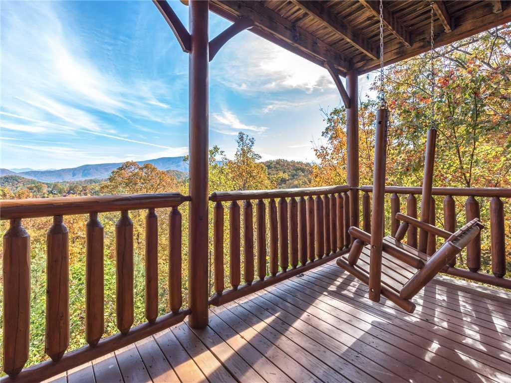 Photo of a Sevierville Cabin named Bella Yani - This is the thirty-first photo in the set.